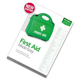 Free First Aid at Work manual for every delegate attending this course