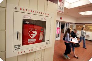 Automated External Defibrillators in Public Places