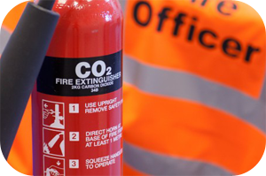 Fire Warden training Widnes and North West